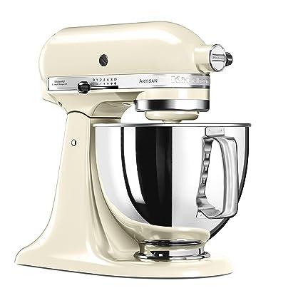 KitchenAid 5KSM125 Robot da cucina ARTISAN da 4,8 L: Amazon.it: Casa ...