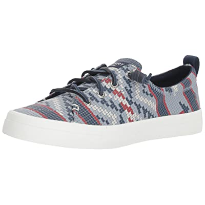 Sperry Women's Crest Vibe Prints Sneaker | Fashion Sneakers