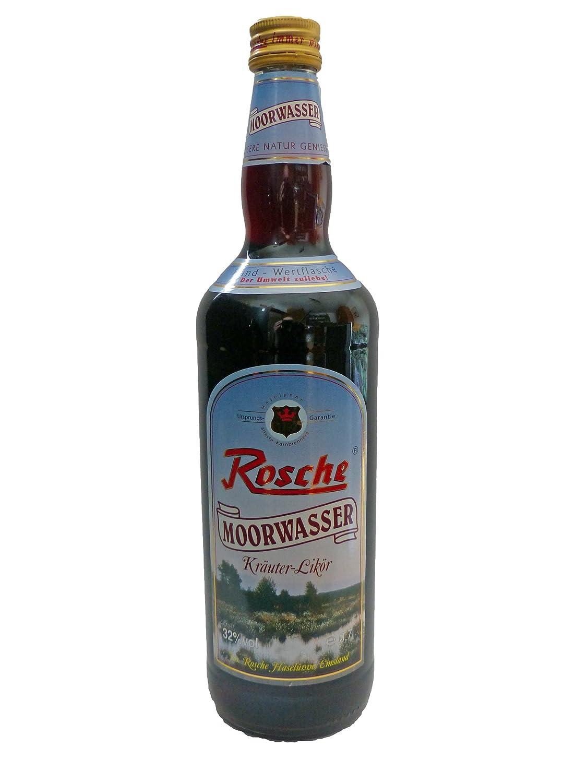 Rosche Moorwasser, mit 32% vol.: Amazon.de: Bier, Wein & Spirituosen