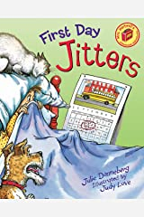 First Day Jitters (Mrs. Hartwell's Classroom Adventures) Paperback