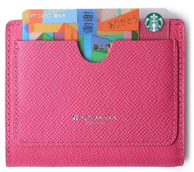 Amazon.com: Monedero pequeño y compacto para mujer con ...