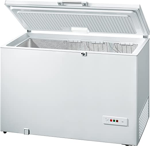 Bosch GCM34AW30 - Congelador (Baúl, Independiente, Color blanco ...