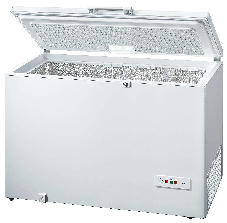 Bosch GCM34AW30 - Congelador (Baúl, Independiente, Color blanco ...