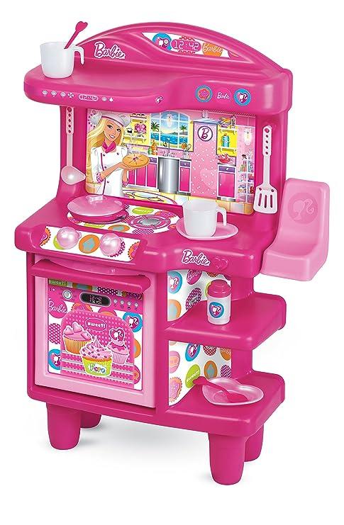 Faro 1566 - Cucina con Seggiolino Barbie: Amazon.it: Giochi e giocattoli