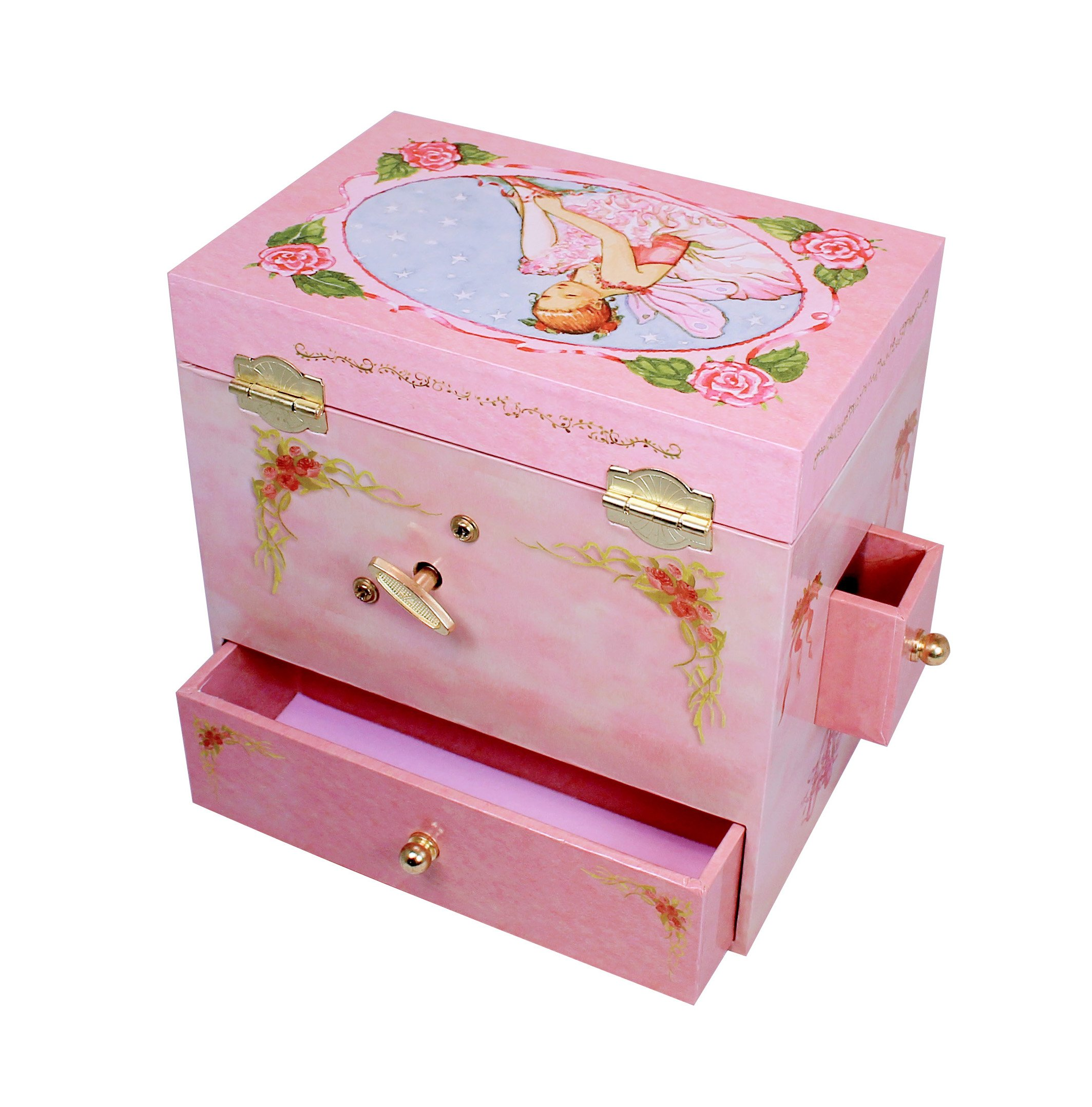 Enchantmints ballerina musical jewelry box amazon for Amazon ballerina musical jewelry box