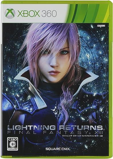 ライトニング リターンズ ファイナルファンタジーXIII(xbox360)