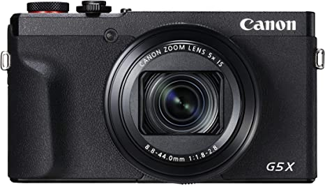 Canon PowerShot G5 X Mark II - Cámara Digital (20.1 MP, Pantalla ...