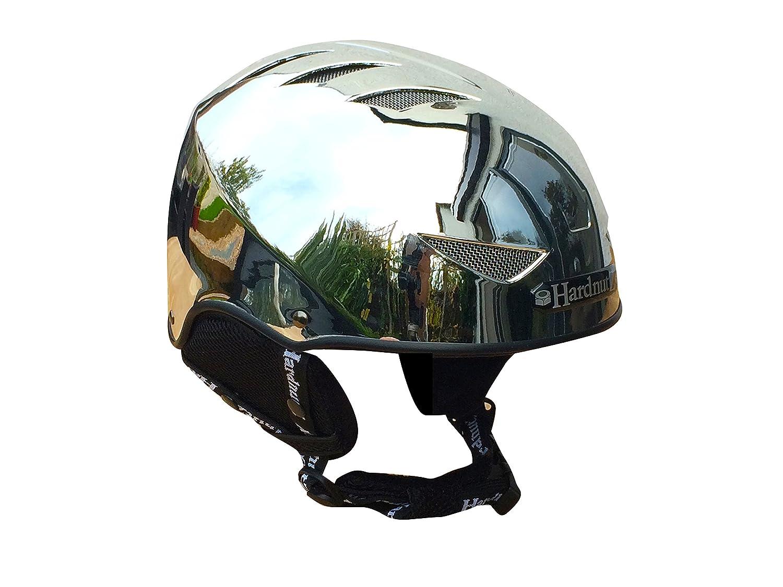 /cromo plateado para adultos y ni/ños con certificado 1077:2007 HardnutZ casco para esqu/í y snowboard/
