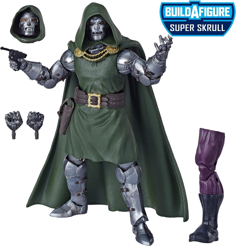 Marvel- Legends 4 Fantásticos Dr. Doom (Hasbro E81195X0): Amazon ...