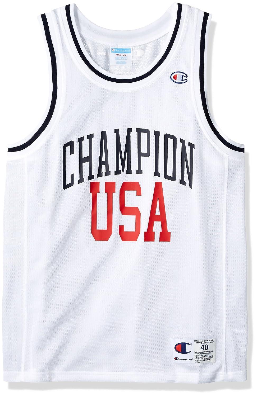 Amazon.com  Champion LIFE Men s City Mesh Jersey  Clothing 9a9857c1f