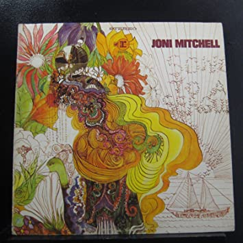 joni mitchell song to a seagull songs
