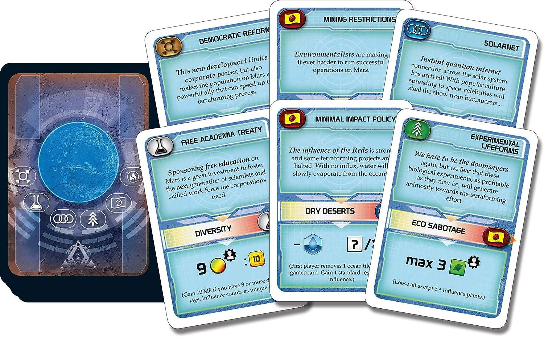 Turmoil SHG7204 Stronghold Games Terraforming Mars