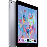"Apple 9.7"" iPad (Early 2018, 32GB, Wi-Fi Only, Space Gray) MR7F2LL/A (Renewed)"