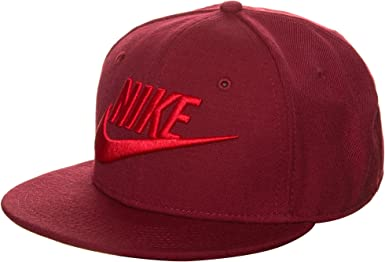Nike FUTURA TRUE 2 Snapback Gorra - granate: Amazon.es: Ropa y ...