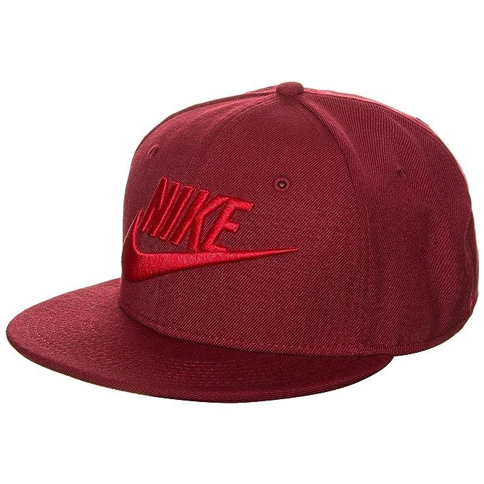 Nike FUTURA TRUE 2 Snapback Gorra - granate