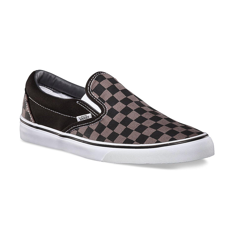 Vans AUTHENTIC, Unisex-Erwachsene Sneakers  43 EU|Black/Grey Checks
