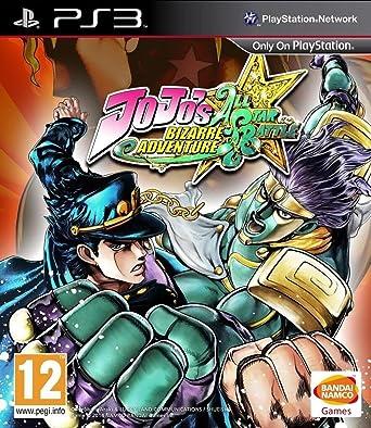 Jojos Bizarre Adventure : All-Star Battle [Importación ...