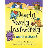 Dearly, Nearly, Insincerely: What Is an Adverb? (Words Are CATegorical ®)