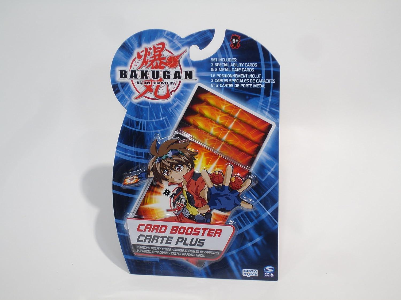 爆丸カードブースターパック B001D4FFT8