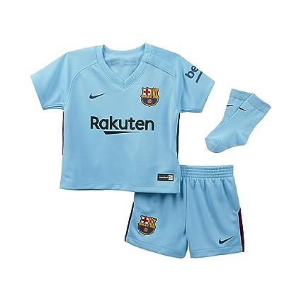 Segunda Equipación Barça Nike 847318-484 (9 meses): Amazon ...