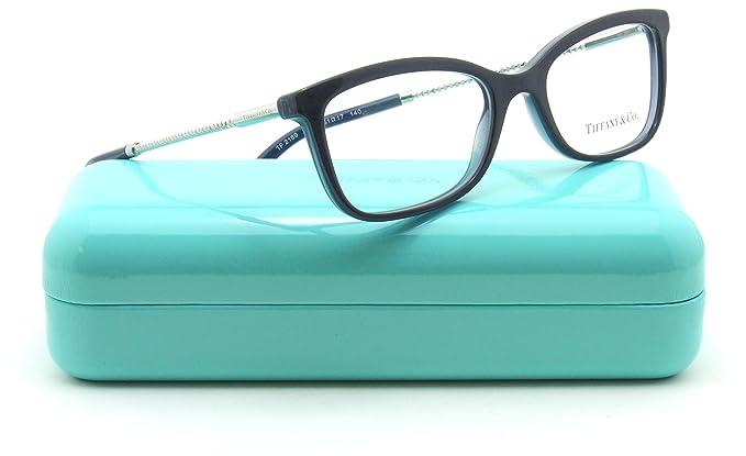 Amazon.com: Tiffany & Co. TF 2169-f Mujer anteojos Rx ...