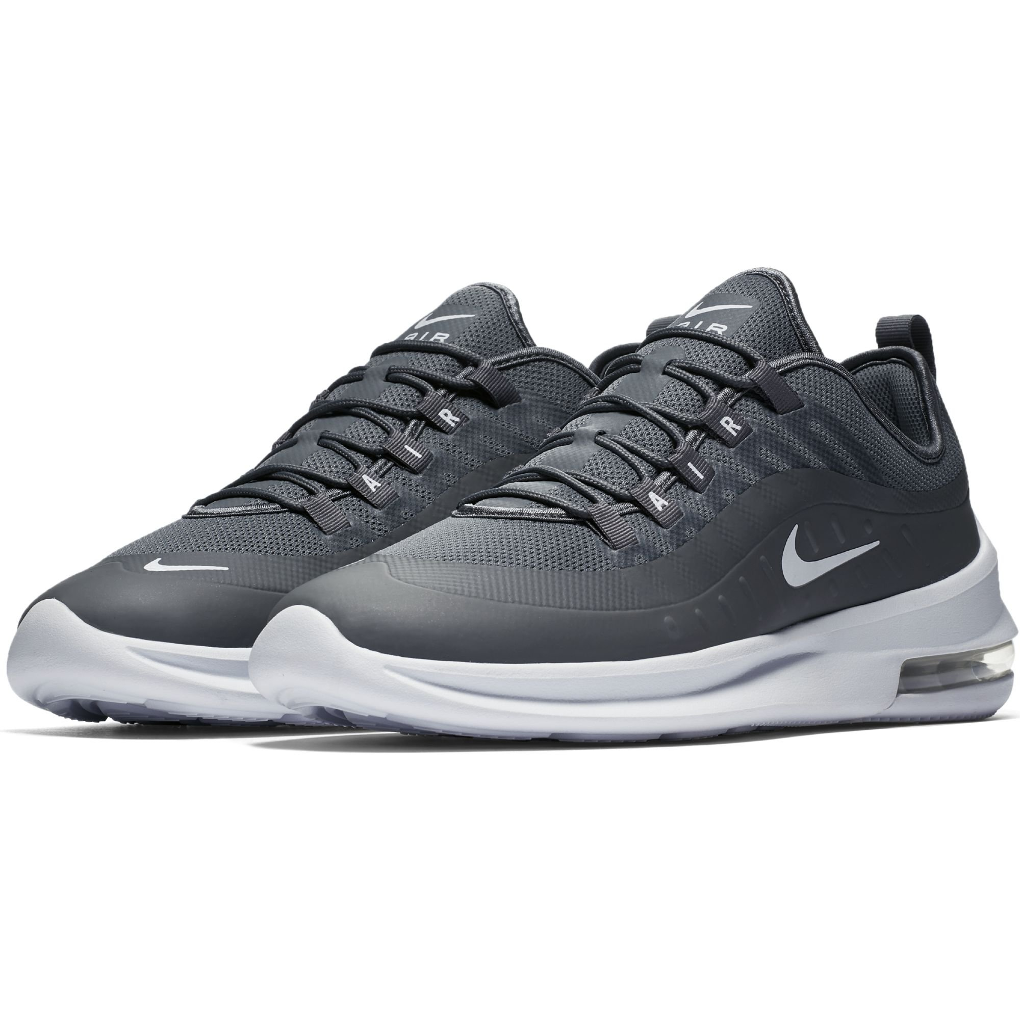new style c2b97 d0665 Galleon - Nike Men s Air Max Axis Running Shoe, Cool Grey White, 9