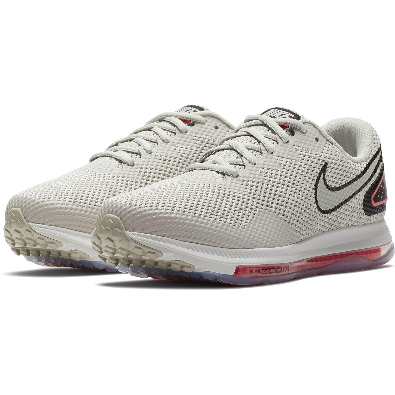 61db9c4f7ec87 Nike Men's Zoom All Out Low 2 Running Shoe Light Bone/Light Bone Black  (10.5, Light Bone/Light Bone-Black)