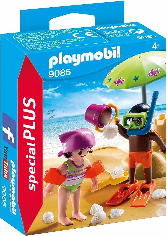 PLAYMOBIL Especiales Plus- Especiales Plus Conjunto de Figuras, Multicolor, única (9085)