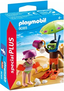 Playmobil Especiales Plus Niños en la Playa única 9085