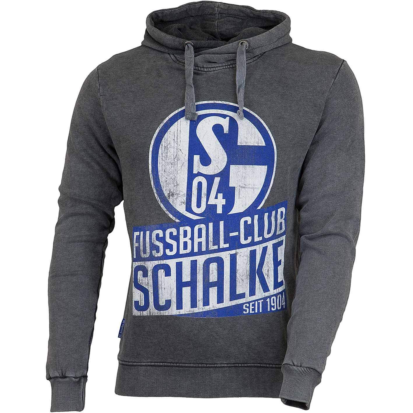 FC Schalke 04 Used Hoody