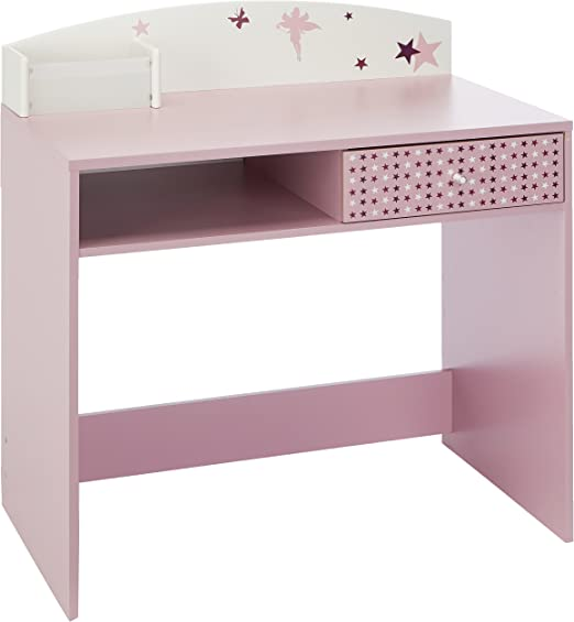 Demeyere 299412 Fairy - Escritorio, color rosa: Amazon.es: Hogar