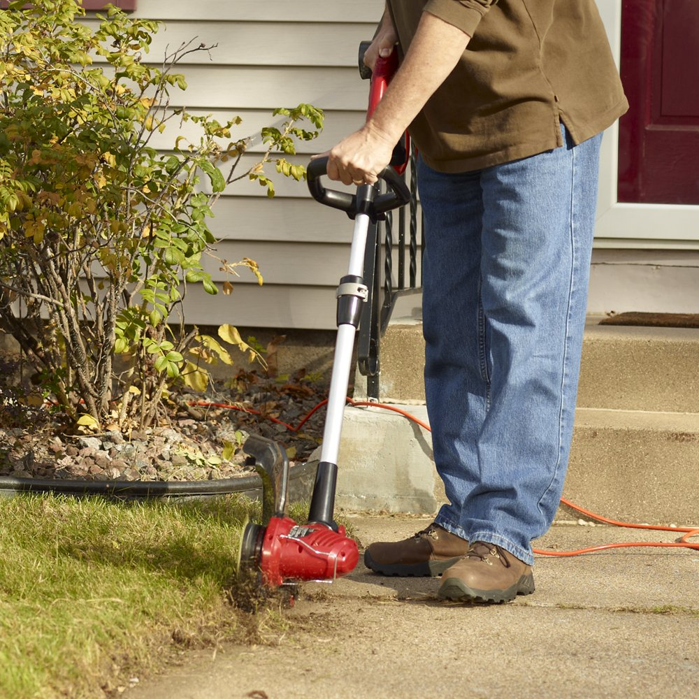 Amazon Toro 51480 Corded 14 Inch Electric Trimmer Edger String Trimmers Garden Outdoor