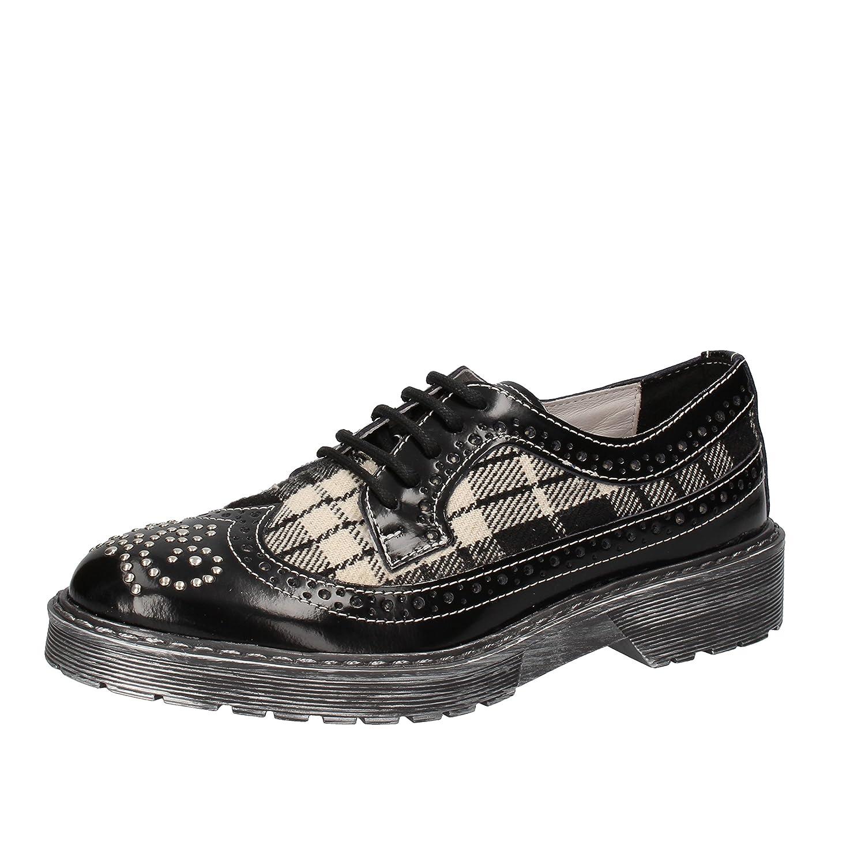BEVERLY HILLS POLO CLUB - Zapatos de cordones para mujer negro negro 37 EU