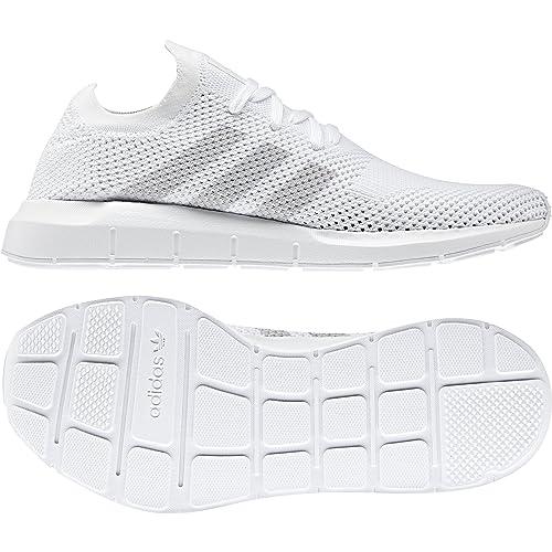 7fb2c254c Adidas Men s Swift Run Primeknit Originals Running Shoe White  Amazon.ca   Shoes   Handbags