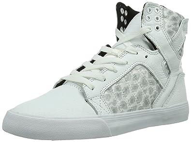 52e71cea4f3712 Supra WOMENS SKYTOP Damen Hohe Sneakers  Amazon.de  Schuhe   Handtaschen