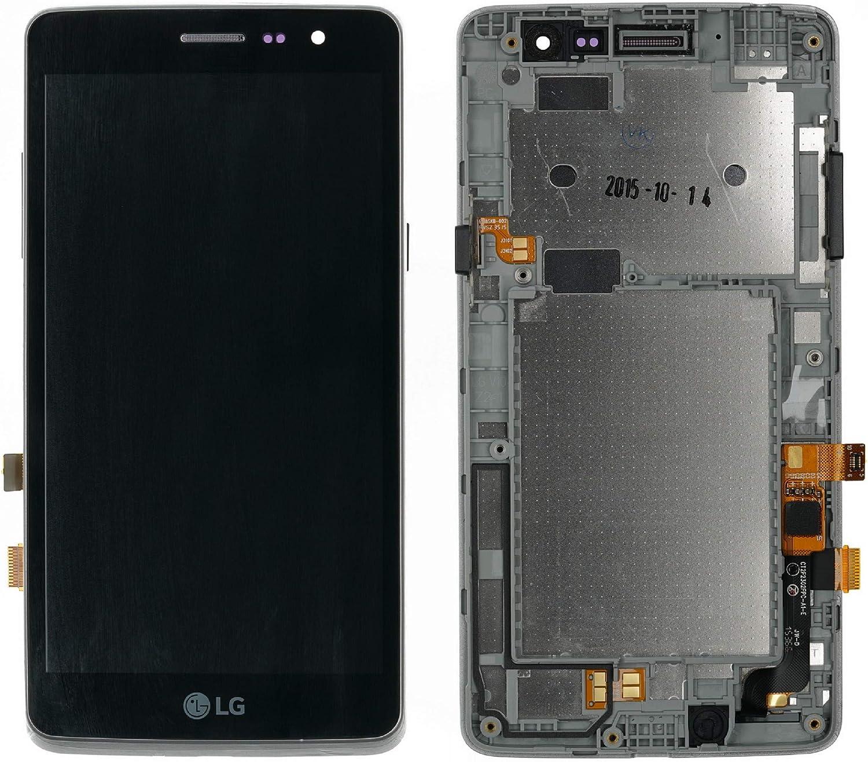 LG L Bello 2 II X150 pantalla LCD Pantalla Táctil Cristal Negro ...