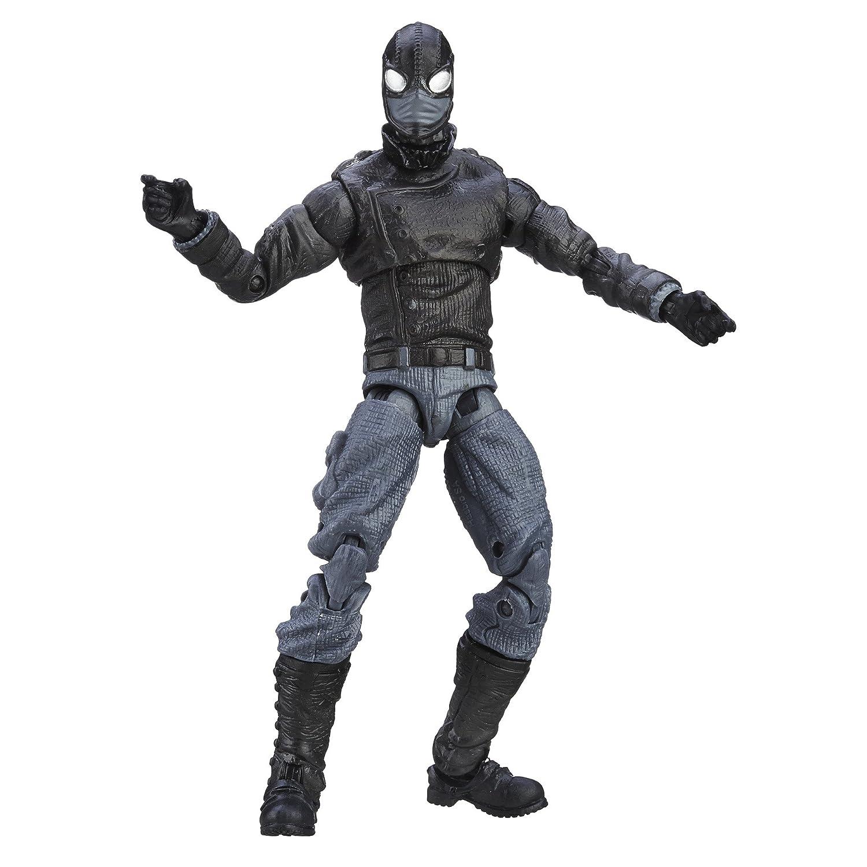 Marvel legends series spider man noir toysman - Spiderman noir 3 ...