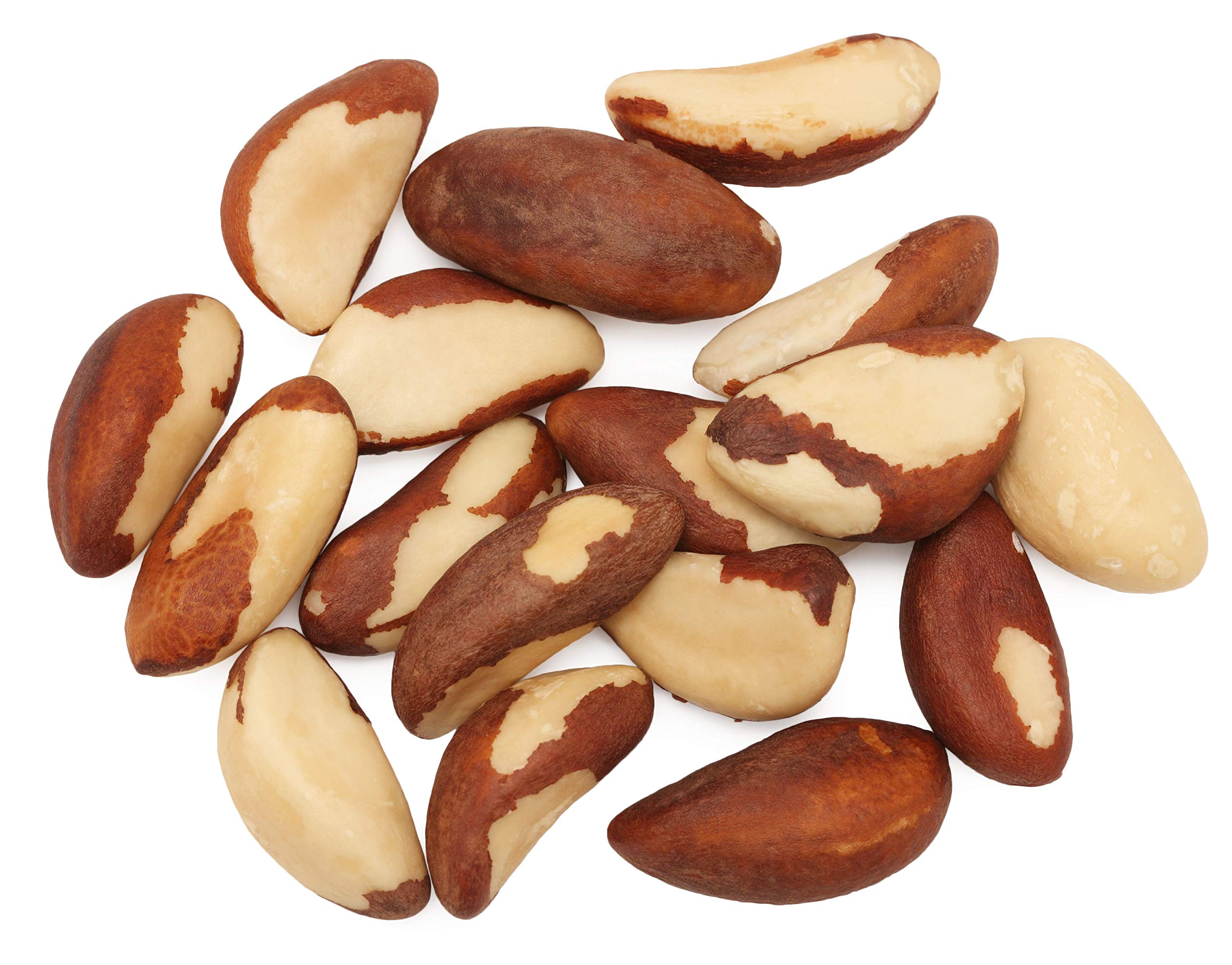 Anna and Sarah Organic Raw Brazil Nuts 2 Lbs in Resealable Bag by Anna and Sarah (Image #1)