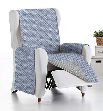 JM Textil Cubre Sillón Relax Acolchado y Reversible Arabe, 1 ...