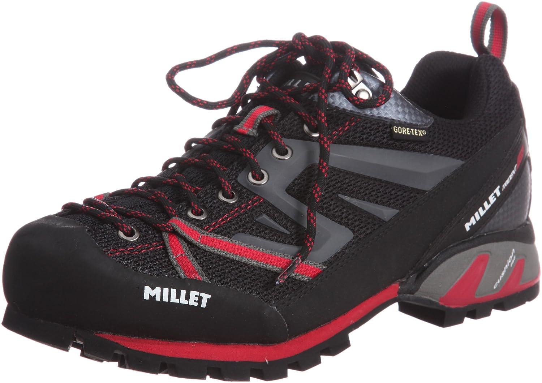 MILLET Friction, Chaussures Multisport Outdoor Homme, Bleu (Saphir/Rouge), 40 EU