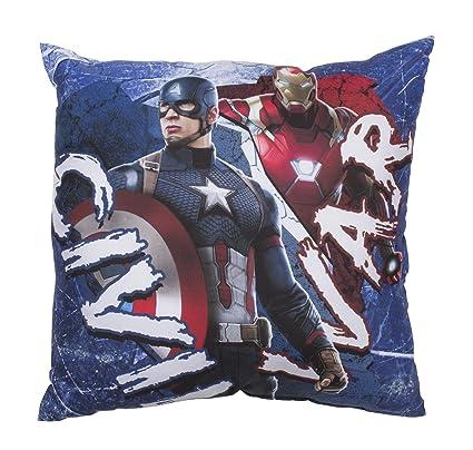 Cojín Cuadrado de la película Capitán América 3: Civil War ...