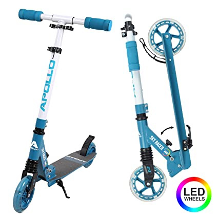 Apollo Scooter LED - Skyracer con Ruedas LED 145 mm City ...