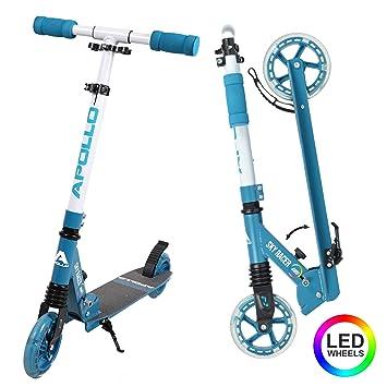 Apollo Scooter LED - Skyracer con Ruedas LED 145 mm City ...