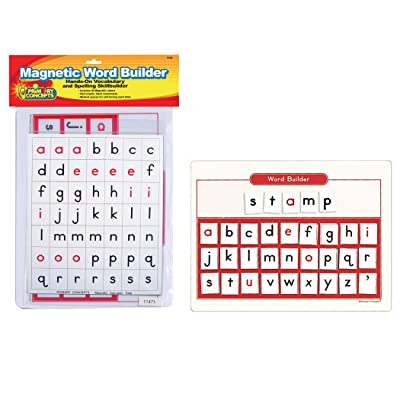 Primary Concepts, Inc PC-1326 Magnetic Word Builder Learning kit: Industrial & Scientific