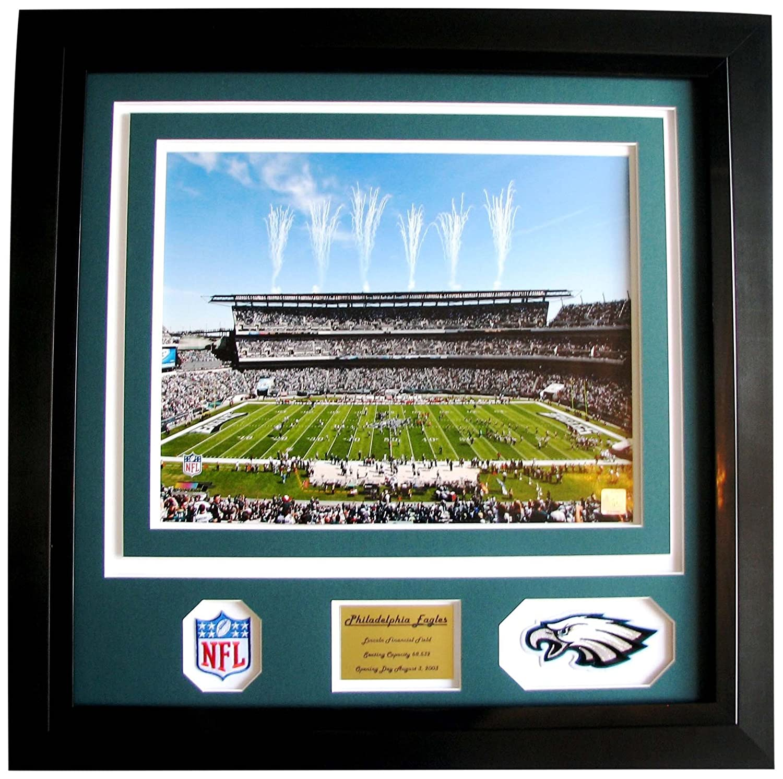 NFL Philadelphia Eagles Lincoln Financial Field Bild Rahmen, unisex ...