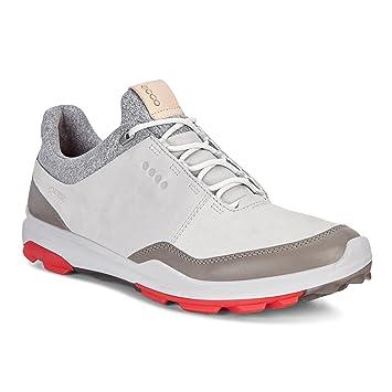 cc5aa210e1d Biom Hybrid HydroMax ECCO Golf BIOM Hybride 3 Gore-tex Crampons pour Homme  Chaussures de