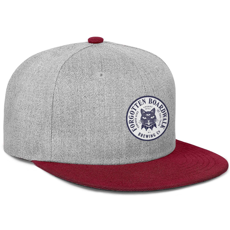 Forgotten Boardwalk Morro Cast Mens Womens Wool Ball Cap Adjustable Snapback Dad Hat