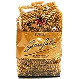 Garofalo Fusilli Whole Wheat Pasta, 16-Ounce (Pack of 4)