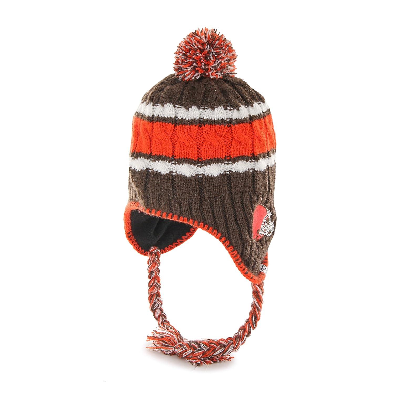 47 NFL Mckenzie 091231901 - Cojín de la Mujer Knit Gorro de ...