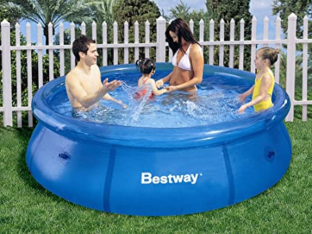 Piscina Redonda Bestway Fast Set Pool 2, 44 x 0, 66 m 57008 ...